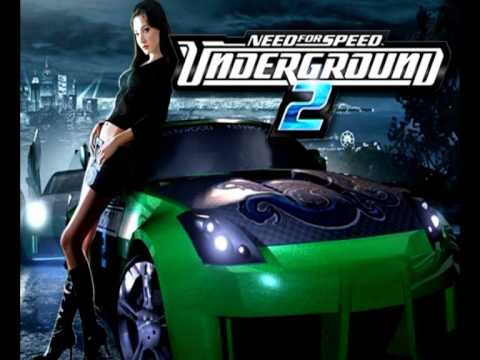 Skindred - Nobody (Need For Speed Underground 2 Soundtrack)