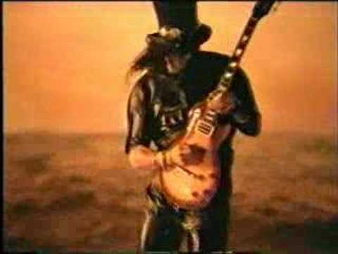Best Solos of Slash in Guns N` Roses