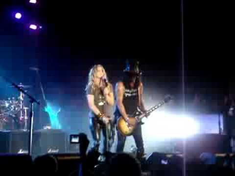 Slash & Fergie - Sweet Child Of Mine