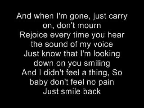 Eminem - When I`m Gone + Lyrics