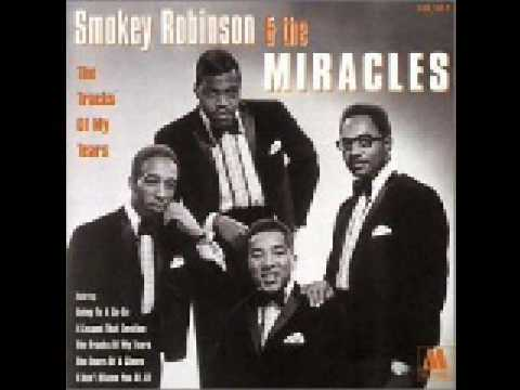 Smokey Robinson & The Miracles-Tracks of My Tears(acapella)