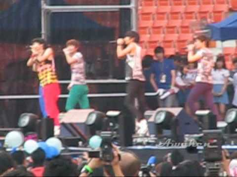 [FANCAM] 090207 SHINee - Real @ SMTOWN LIVE`08 IN BANGKOK