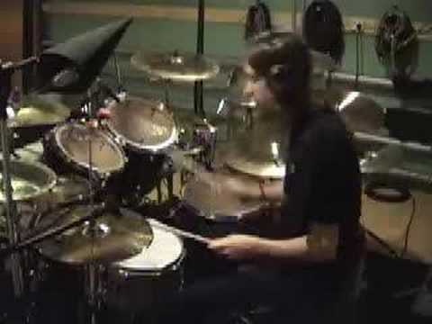 Drumrecording for Soilwork upcoming album.