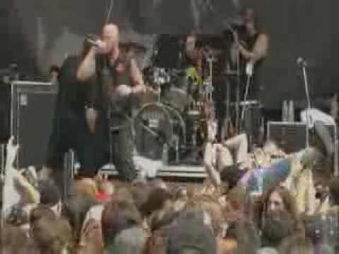 Soilwork Blind Eye Halo Live