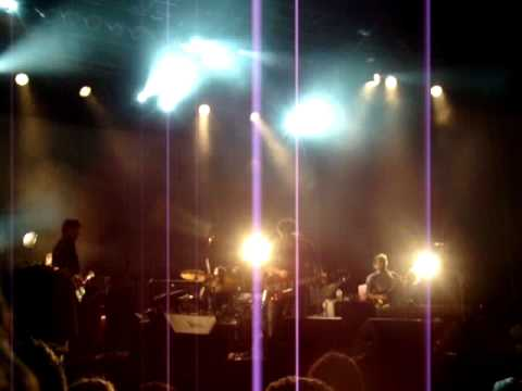 I`M THE MAN WHO LOVES YOU ~ Wilco live @ Solid Sound Festival, Mass MoCA 8-14-10.MPG