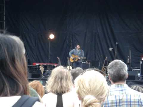 Bob Dylan`s 49th Beard--Jeff Tweedy at The Solid Sound Festival
