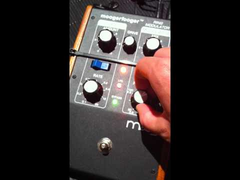 "Nels Cline`s ""Solid Sound Stompbox Station"" pt 1"