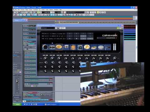 Create Beats with Session Drummer 2