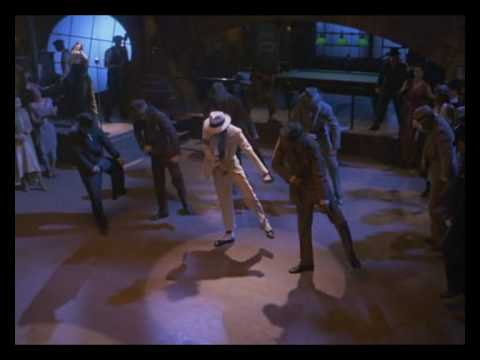 Michael Jackson - Smooth Criminal (Single Version), Official Music Video (High Quality)