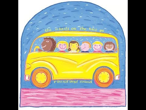 Childrens Songs - Love to Sing - The Wheels on the Bus