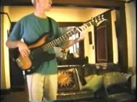 Bill Champlin Welcome to the Dance (Bass)