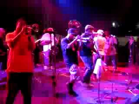 Soul Rebels In Athens Greece featuring Mc Yinka