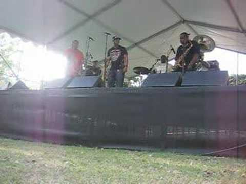 Soul Rebels Brass Band @ iFest