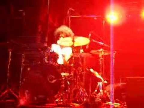 "Soulive guitar, drum - ""One in Seven"""