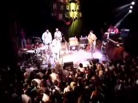 Soulive with STEVIE!! part 3