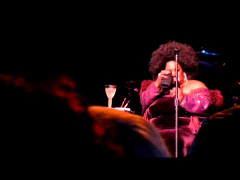 I Got To Sleep With One Eye Open(live)-Shirley Brown