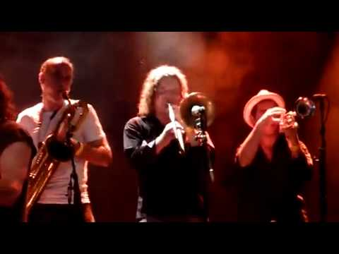 Southside Johnny and The Asbury Jukes LIVE at Bospop 2010