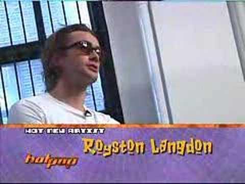 Royston Langdon Interview