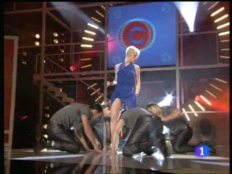 Eurovisi�n 2009 Spain Soraya-La Noche es Para M�-The winner!!!(ganadora)[High Quality]