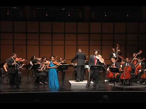 The Sphinx Chamber Orchestra with the Harlem Quartet
