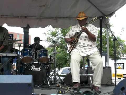 "Ground Floor Band @ Big Muddy 2009 ""Miss You"""