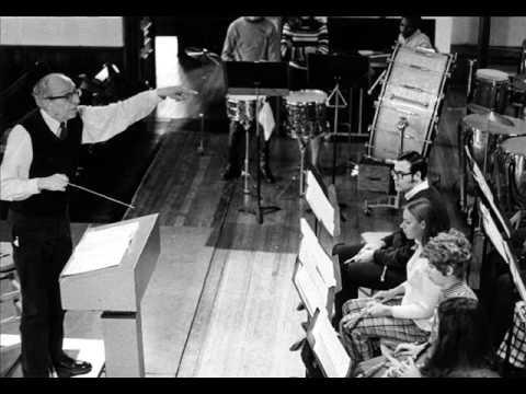 Copland ~ Symphony for Organ & Orchestra (2/3) - Scherzo