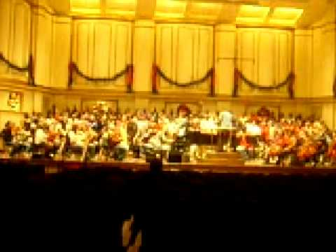 Anthem of praise -IN UNISON and the St louis Symphony Orchestra