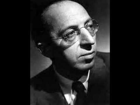 Copland ~ Symphony for Organ & Orchestra (1/3) - Andante