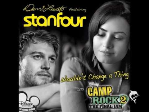 Wouldn`t Change A Thing - Demi Lovato ft. Stanfour