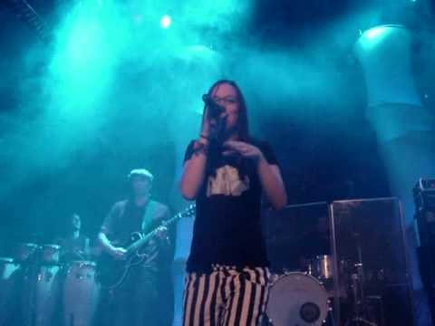 Stefanie Heinzmann - The Unforgiven LIVE