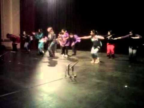 Souljah Steppers at the Step Afrika Workshop @ Peekskill`s Paramount Theater