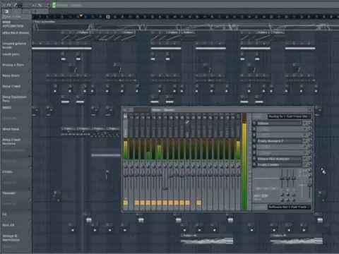 """Cannie - Afrika (Downtempo   World Music   Emotional) """"produced in FL Studio 9"""""""