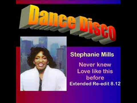 Stephanie Mills: Never knew love like this before (re-edit)