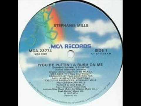 Old Skool Vibes-19 Stephanie Mills - (You`re Putting) A Rush