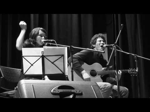 Moy - Apples and Oranges. Acoustic set in Sa Pobla, Part 5