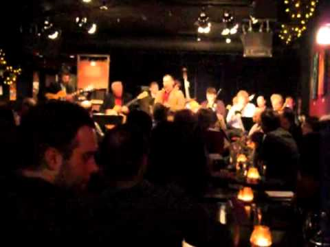 The Night Crawlers at Cory Weeds` Cellar Jazz Club in Vancouver
