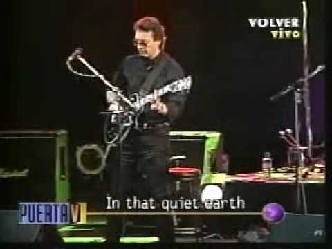 Steve Hackett - In That Quiet Earth (Live)