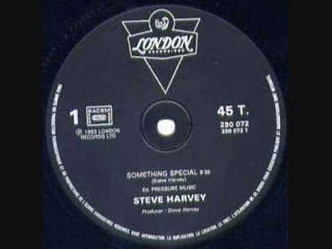 Boogie Down - Steve Harvey - Something Special