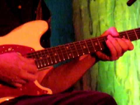 Steve Kimock Crazy Engine-New Africa 7/25/09 SF