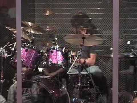 Rodney Holmes @ Musikmesse Frankfurt 2006 pt. II