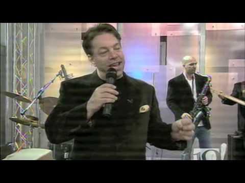 Steve Lippia and SJK4: The Sean J. Kennedy Quartet, live on NBC10! 2/17/09