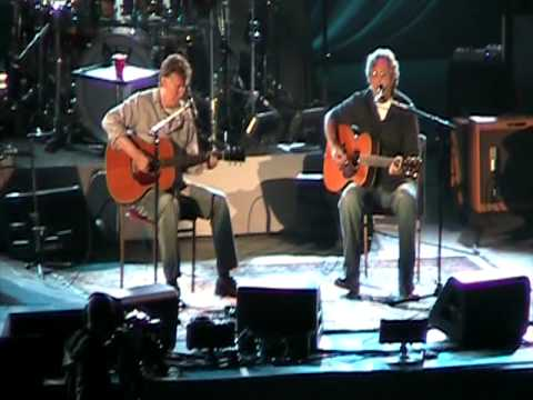 """Layla"" (Unplugged) - Eric Clapton and Steve Winwood (Hollywood Bowl 6/30/09)"