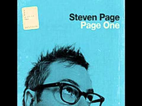 A New Shore - Steven Page