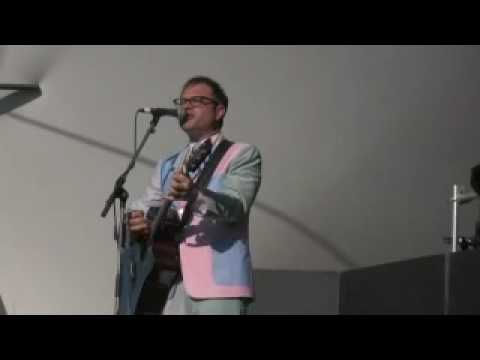 Steven Page - Break Your Heart - Jul-18-2009 Vancouver Folk Music Festival
