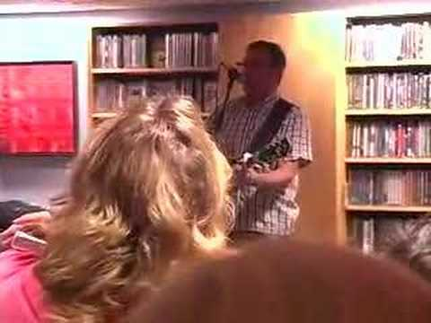 Steven Page Live at Borders 8/1/05- 10. Brian Wilson