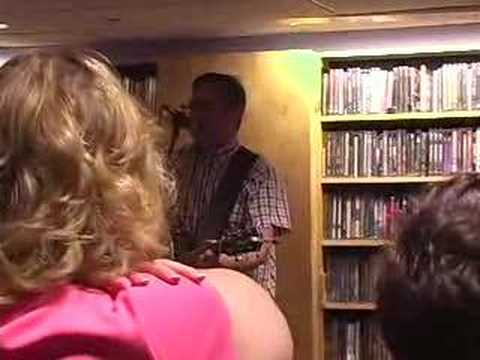 Steven Page Live at Borders 8/1/05- 4. War on Drugs