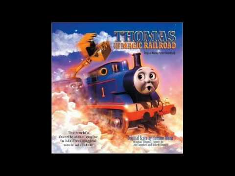Thomas and the Magic Railroad Soundtrack- 01 He`s a Really Useful Engine Steven Page