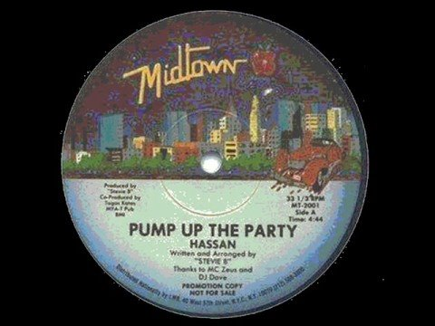 Hassan - Pump up the Party