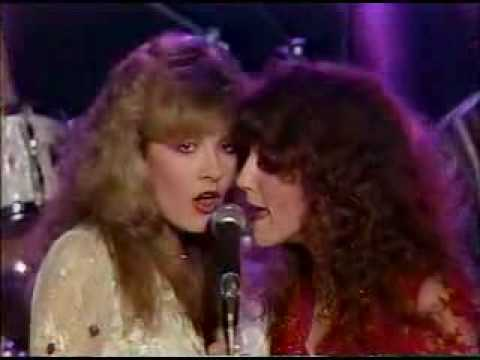 "STEVIE NICKS ""NIGHTBIRD"" LIVE WITH LORI NICKS 1983"