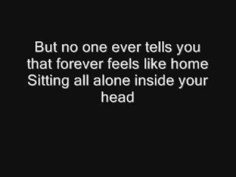 Stone Sour - Through The Glass + Lyrics (In The Video No In The Info XD)